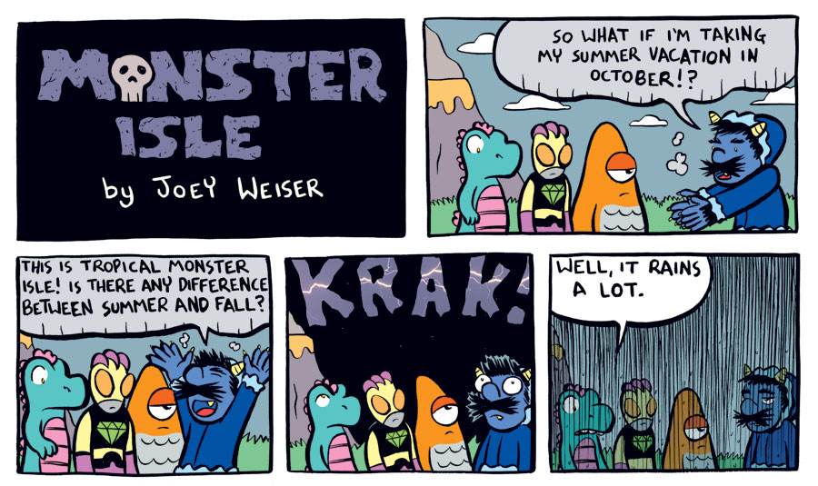 Monster Isle