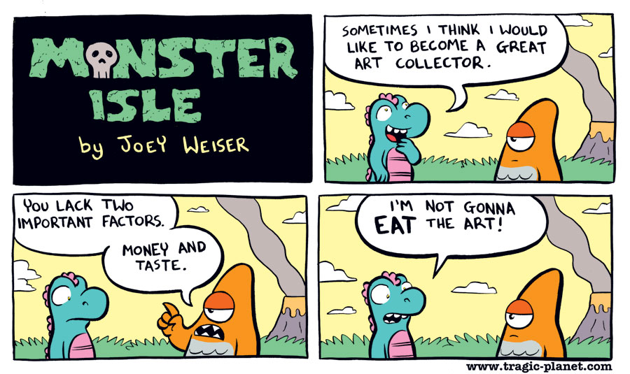 The Great Art Collector
