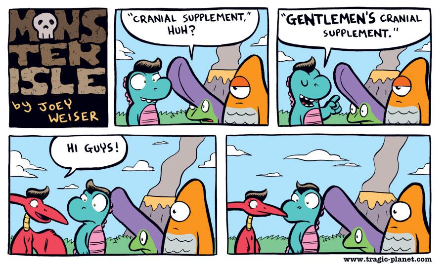 Gentlemen's Cranial Supplement